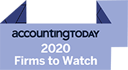 Accounting Today 2020 Firms to Watch logo
