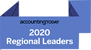 Accounting Today 2020 Regional Leaders logo